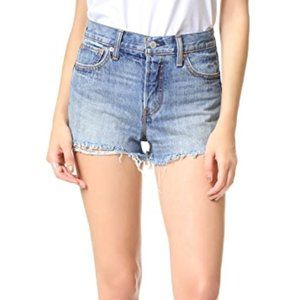 🆕 Levi's High Rise Wedgie Jean Shorts